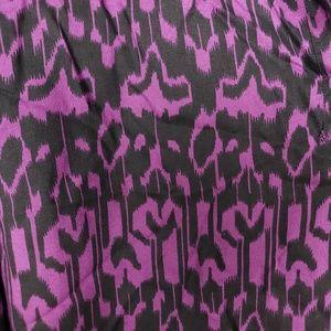 Velvet by Graham & Spencer Tops - Velvet by Graham & Spencer Ikat Blouse